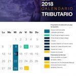 Calendario en Panama Impuestos que Vencen en Agosto 2018