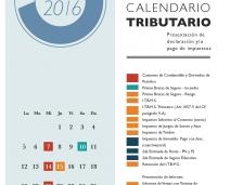 Calendario Vencimientos de Impuestos en Mes de Septiembre 2016