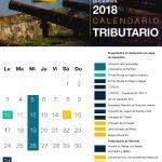Impuestos vence diciembre 2018